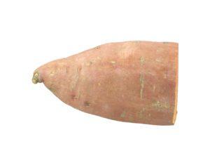 Sweet Potato Half #1