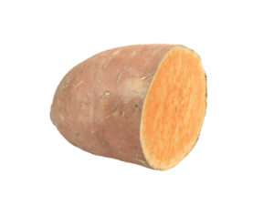 Sweet Potato Half #2