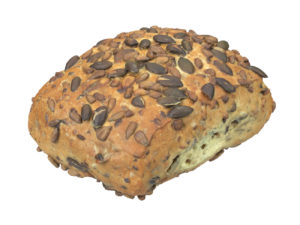 Pumpkin Seed Bread Roll #1