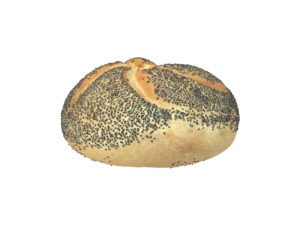 Poppy Seed Bread Roll #1