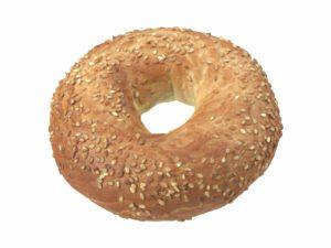 Sesame Seed Bagel #1