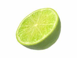 Lime Half #1