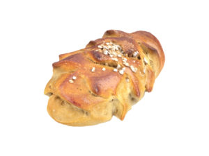 Hedgehog Bread Roll #1
