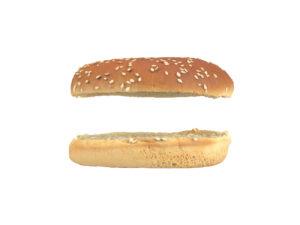 Burger Bun #1