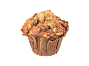 Banana Walnut Muffin #1