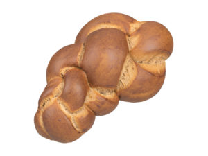 Swiss Zopf Bread #1
