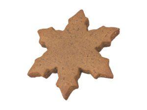 Gingerbread Snowflake #1